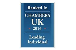 UK Chambers Ranked 2016
