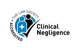 Clinical Negligence - Law Society Accredited